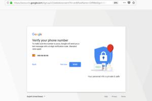 google-mail-sign-up-mobile-number