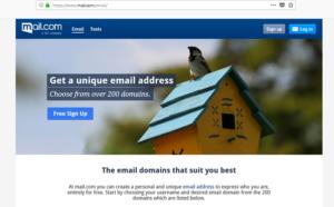 mail.com login
