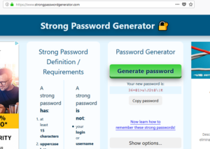 best strong password generator
